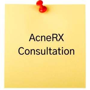 AcneRX Consultation