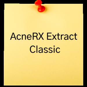 AcneRX Extract Classic